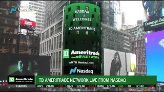 LIVE: Special edition of #MorningTradeLive from the Nasdaq MarketSite