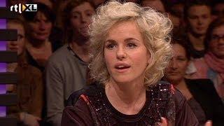 Josje: bloedzenuwachtig tijdens eerste draaidag - RTL LATE NIGHT