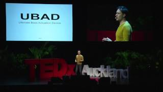 Saving lives with the world's largest subwoofer: Matthew Simmons at TEDxAuckland video
