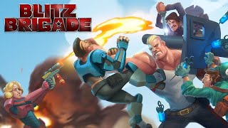 Blitz Brigade Online FPS Game Amazing Graphics Only Apk Download On Android in Hindi
