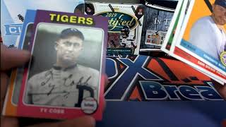 Topps Archive Baseball pack 42 for Mallory D