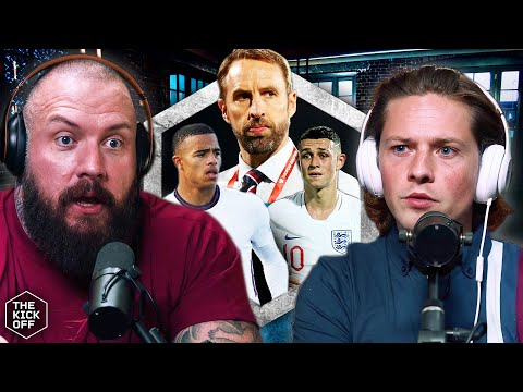 Foden & Greenwood EXPOSED - Is Southgate Wasting this generation?!