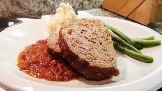 Italian Meatloaf - Noreciperequired.com