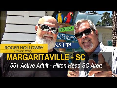 Lattitude Margaritaville Hilton Head SC 55+ Active Adult FUN Retirement