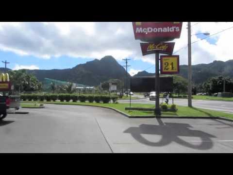 Mc Donalds, On the Island of American Samoa