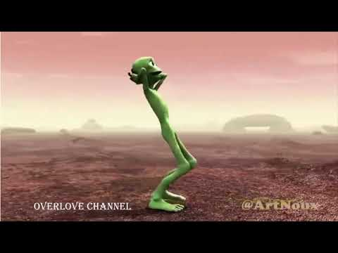 Dame Tu Cosita -Green Alien Dance- ( OFFICIAL MUSIC VIDEO )