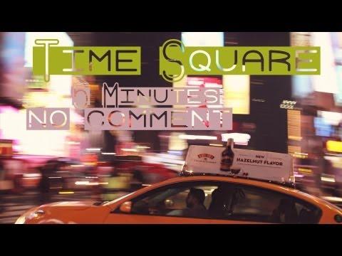 Из архива: Рождественский Times Square за 5 минут (no comment/стэдикам тест)