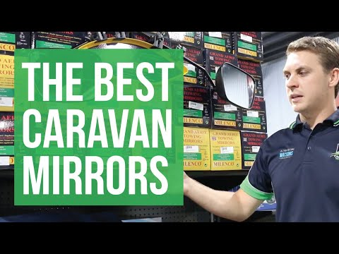 The Best Caravan Mirrors - Milenco