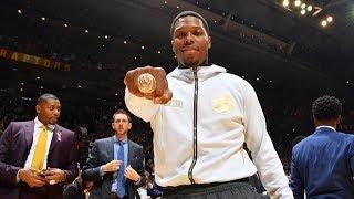 Raptors Receive Rings! Win in OT vs Pelicans! 2019-20 NBA Season