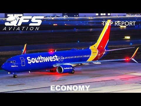 TRIP REPORT | Southwest Airlines - 737 800 - Las Vegas (LAS) to Phoenix (PHX) | Economy