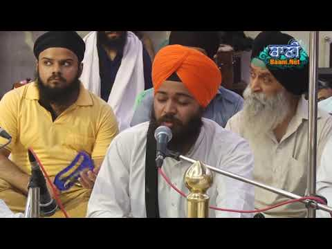 Akj-Samagam-Bhai-Gurvinder-Singh-Ji-Delhi-Wale-At-Jamnapar-On-9-June-2018