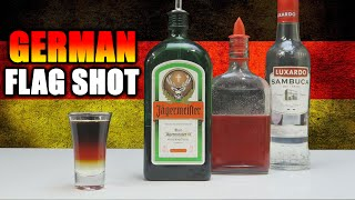 GERMAN FLAG SHOT!