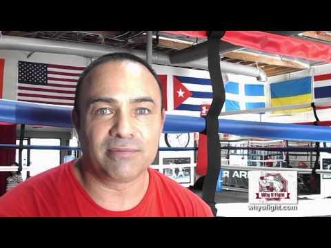 Rob Garcia Interview