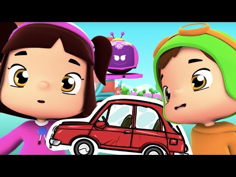 Pepee  - YENİ - Leliko Büyük Küçük Bilmece Oyunu - Pepe Çocuk Şarkıları & Eğitici Çizgi Film