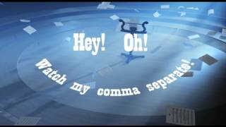 Commas Song - Grammar Rock