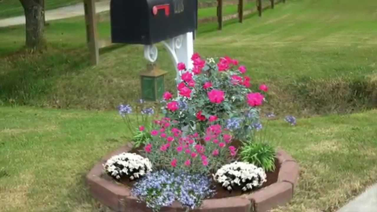 Landscape Design - A Plus Lawn Care Services Inc - Willow Spring NC - YouTube