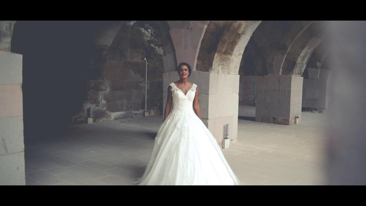 81af836c2ba4e White Angel Gelinlik - YouTube