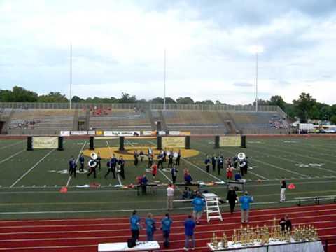 Evansville Reitz Memorial High School Marching Band 2011