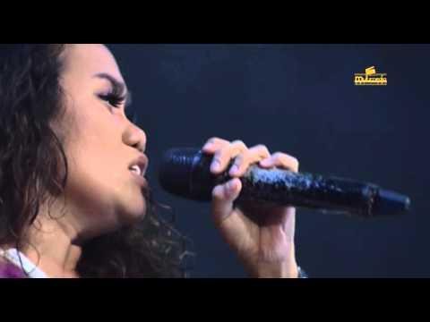 Inilah Rinduku (Ku brikan Hatiku) medley In Christ Alone by Wanda Yoris
