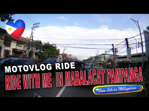 Ride with me from Xevera to Dau Mabalacat Pampanga towards Angeles City from YouTube · Duration:  17 minutes 49 seconds