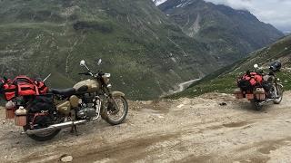 The Himalayan Bike Trip Part 1