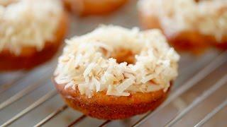 Carrot Cake Donuts (Baked Not Fried) Gemma's Bigger Bolder Baking Ep 170