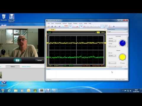 neutron detector output