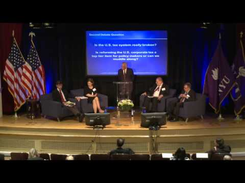 15th Annual NYU/KPMG Tax Lecture Series: Part 3
