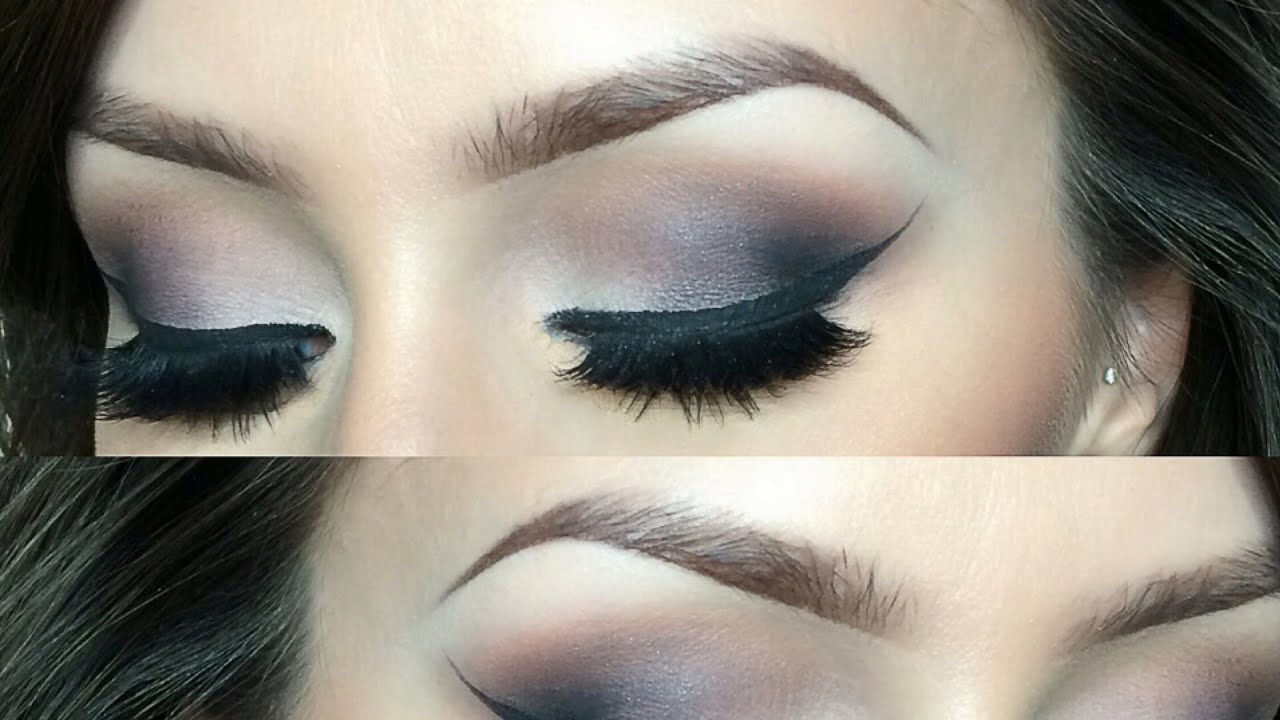 Cool toned smokey eye l makeup tutorial youtube cool toned smokey eye l makeup tutorial baditri Image collections