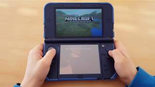 kifésrap - Minecraft sur Nintendo New 3DS XL épisode 01