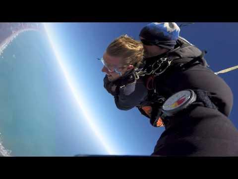 Ben Baker at Coastal Skydive