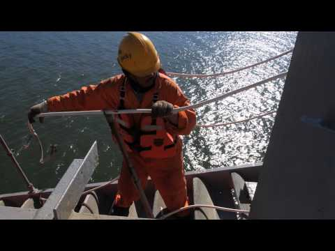 Maritime Training: Hand Safety Awareness