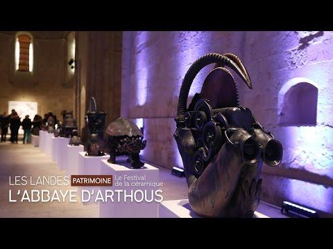 Rendez-vous au Festival de la Céramique à l'Abbaye d'Arthous