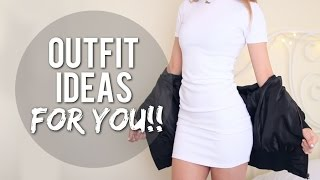 Outfit Ideas! What Would I Wear? #2