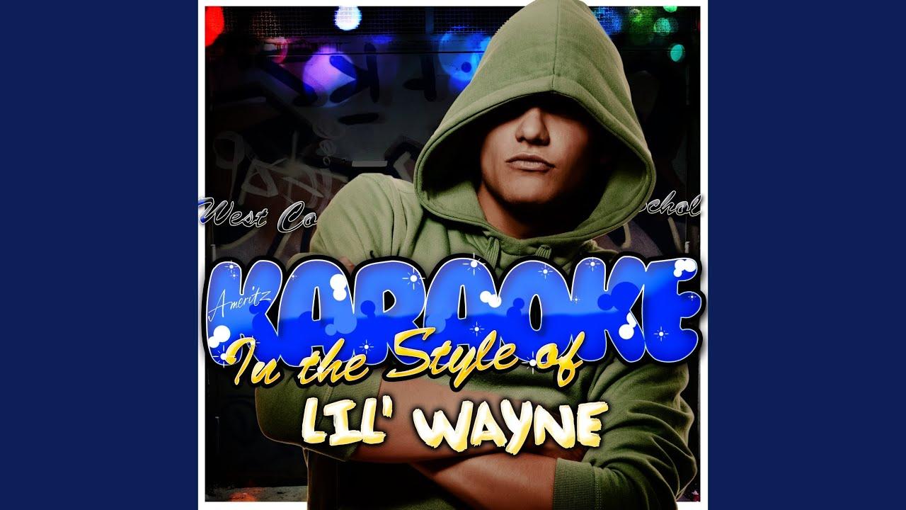 Playaz circle in the style of duffel bag boy lil wayne karaoke version jpg  1920x1080 Playaz 5ef39fbf3338f