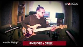 Music Man StingRay 5 [PL] - recenzja
