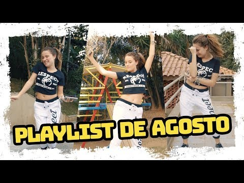 PLAYLIST DE MÚSICAS: As que mais escutei no mês - Raissa Chaddad
