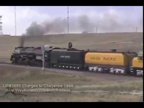 Locomotiva Union Pacific Big Boy