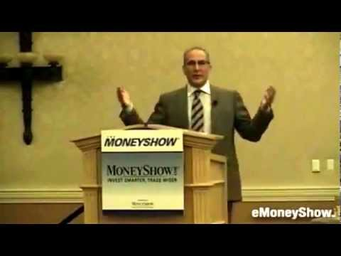 Peter Schiff At The MoneyShow Las Vegas 2012 -