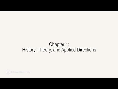 Developmental Psychology - Lecture 01 (PSYC 240)