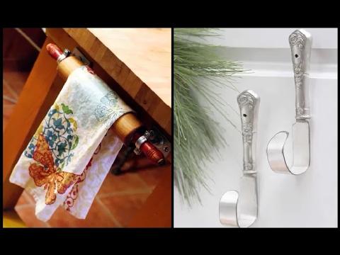 ستندهشي من طريقة إعادة تدوير أدوات مطبخك القديمة