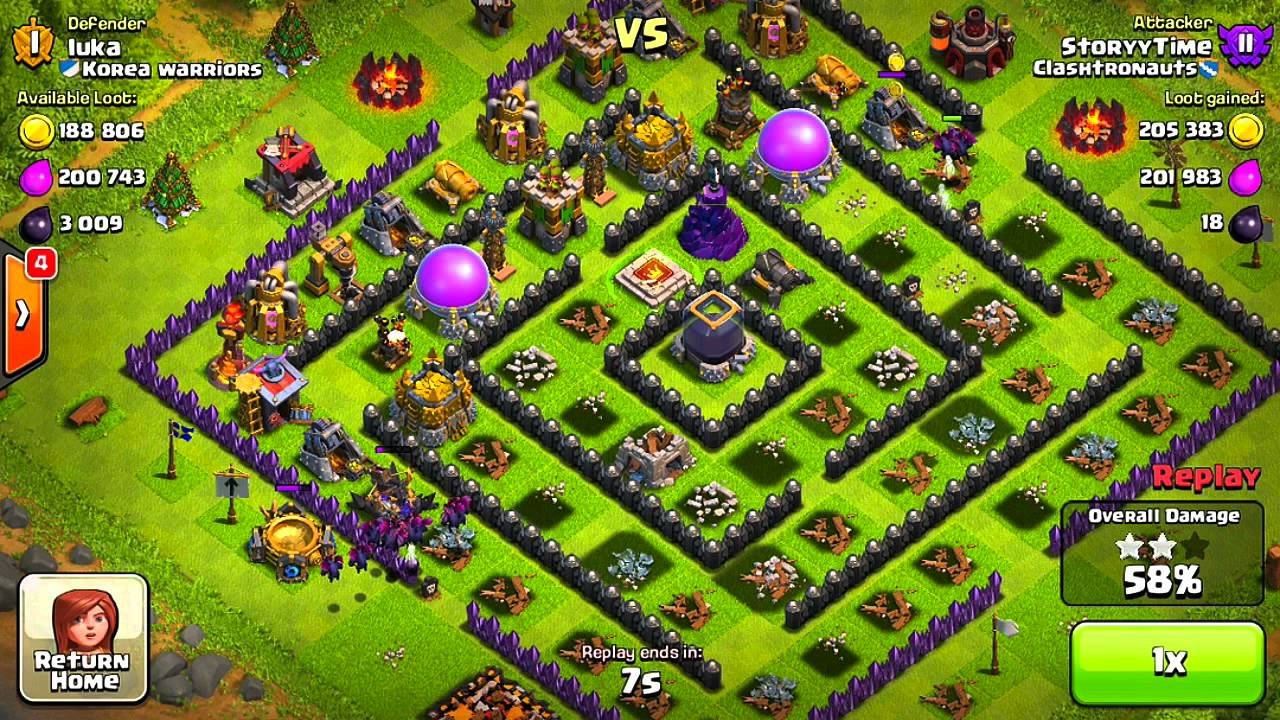 clash of clans history Clash of clans live rankings, players and clans information, search easily any players and clans in any location.