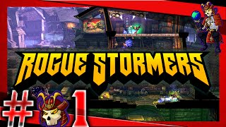 Rogue stormers Let
