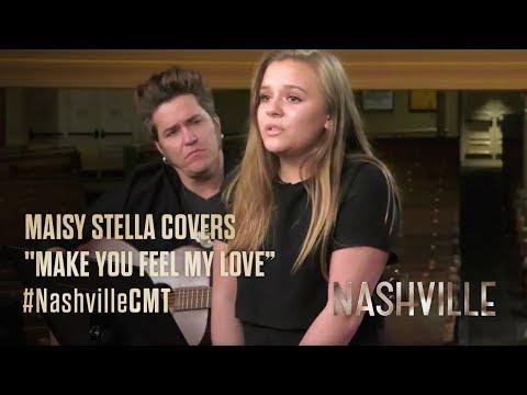 NASHVILLE on CMT  NashChat feat. Maisy Stella  Episode 12