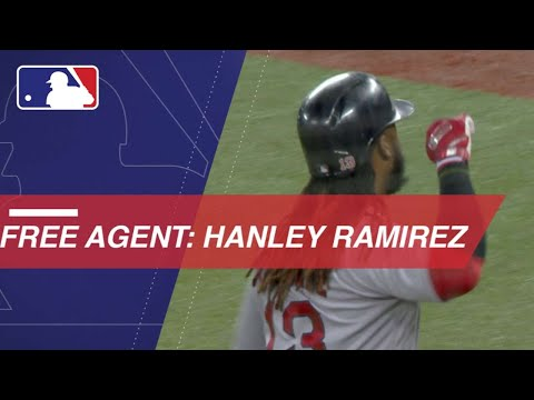 Hanley Ramirez enters free agency
