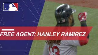 Hanley Ramirez enters free agency