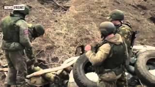 Бои на Донбассе-Частное Видео 16 06 2015