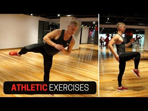 6 Athletic Exercises for Mobility and Stability