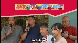 Juan For All, All For Juan Sugod Bahay | February 9, 2018
