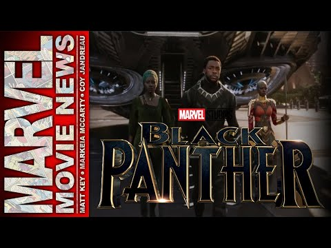 Black Panther Premieres, Captain Marvel Revealed, & More! | Marvel Movie News Ep. 166